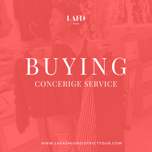 Boutique Buying Concierge Service