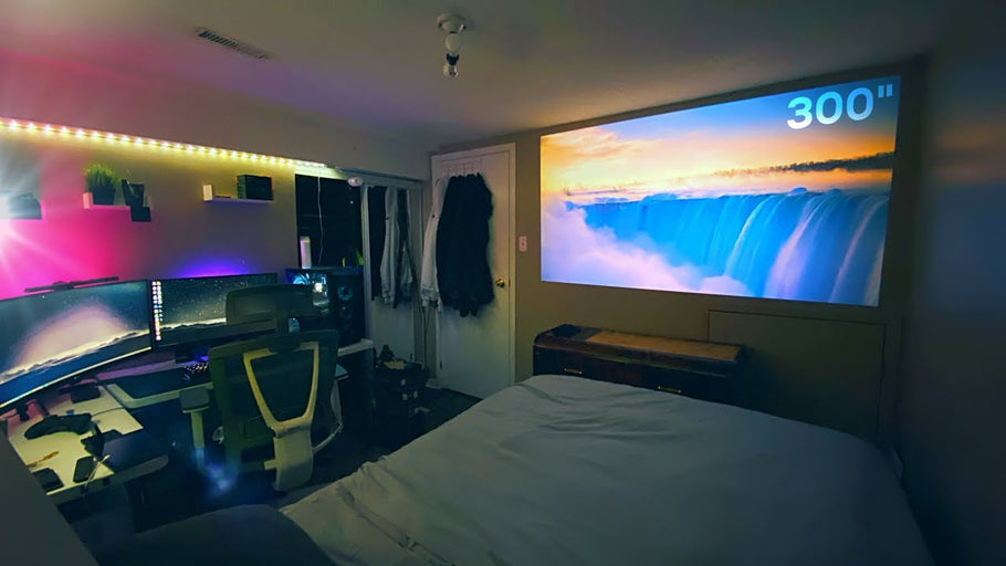 Top 5 Home Projectors in Singapore Worth Buying in 2020