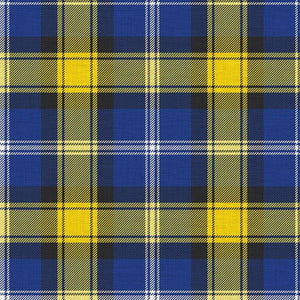 Doddie Weir Tartan Scottish MND Charity
