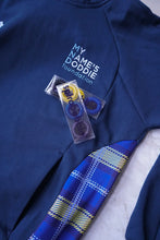 Load image into Gallery viewer, My Name'5 Doddie Foundation SpiraBobble Collection (Clear) | Packet of 9 Spiral Hair Bobbles