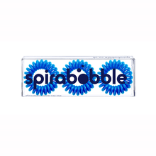 Load image into Gallery viewer, Turquoise Blue SpiraBobble | Hair Bobbles | Pack of 3 - SpiraBobble