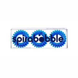 Turquoise Blue SpiraBobble | Hair Bobbles | Pack of 3 - SpiraBobble