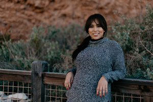 Brown Sugar SpiraBobble | Spiral Hair Bobbles & Hair Tie