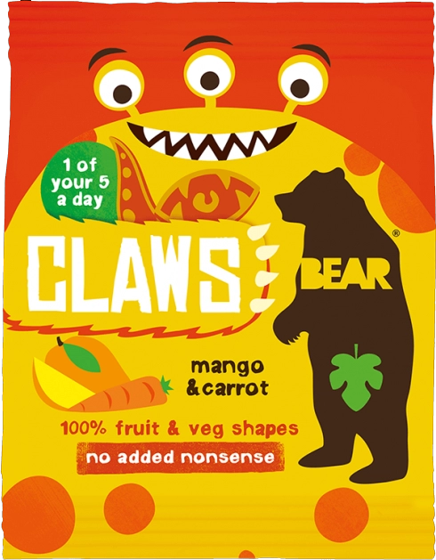 BEAR - Claws Mango & Wortel