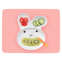Load image into Gallery viewer, Silicone Placemats for Kids