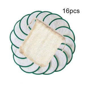 Reusable Bamboo Cotton Pads