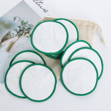 Load image into Gallery viewer, Reusable Bamboo Cotton Pads