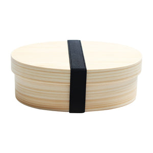 Wooden Japanese Bento Box