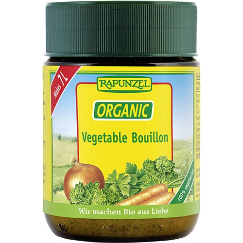 Organic Rapunzel Vegetable Bouillon - 125g