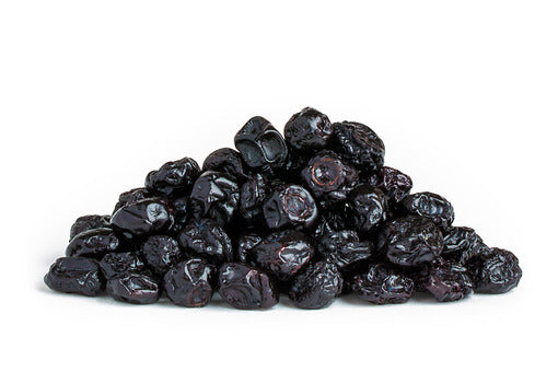 Organic Dried Wild Blueberries -Apple juice sweetened - 150g