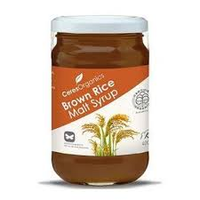 Organic Brown Rice Malt Syrup 400g