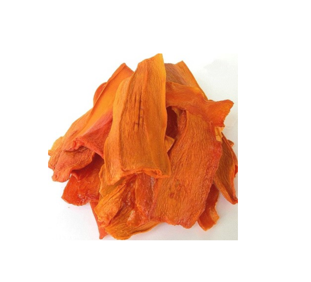 Organic Dried Papaya Strips 1kg