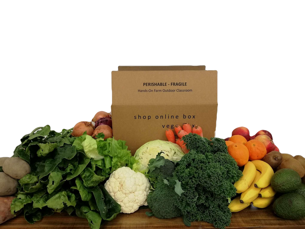 Organic/Spray Free Vege and Fruit Box