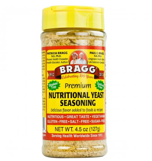 Braggs Nutritional Yeast Seasoning 127g