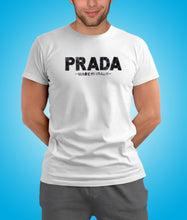 Load image into Gallery viewer, Premium white half sleeve cotton T-shirt for men online shopping in India