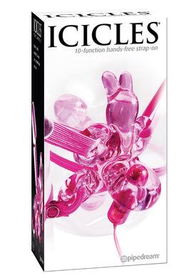 ICICLES NO 34 - 10 FUNCTION STRAP ON