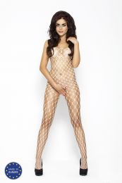 PASSION - WHITE NET BODYSTOCKING