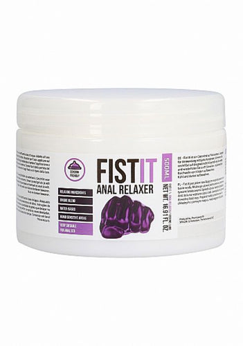 FIST IT ANAL RELAXER - 500ML