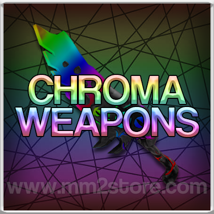 Chroma Weapons