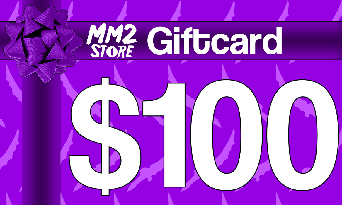 Gift Card - MM2Store