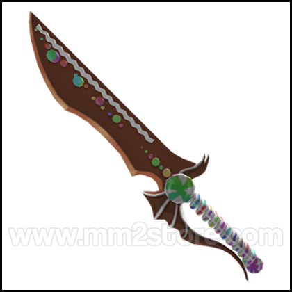 Chroma Gingerblade - MM2Store