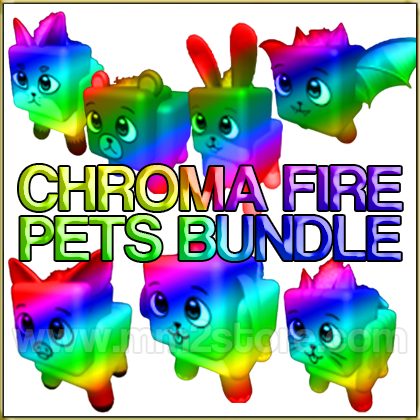 Chroma Fire Pets Bundle