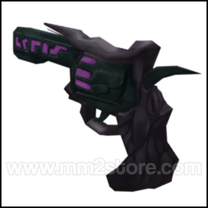Elderwood Revolver - MM2Store
