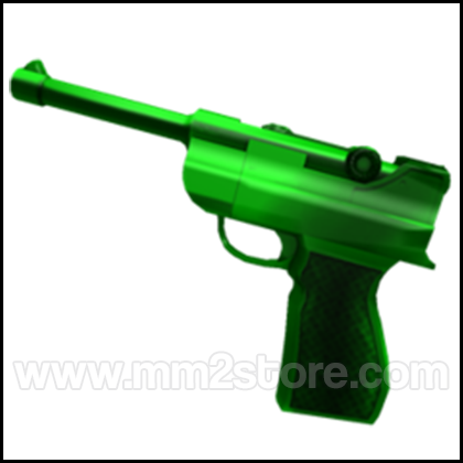 Green Luger - MM2Store