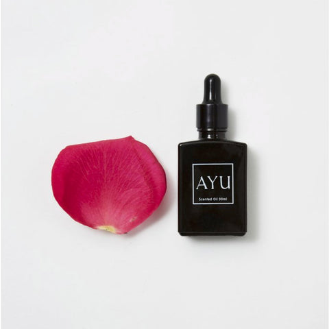 AYU Scented Oil - Smoking Rose