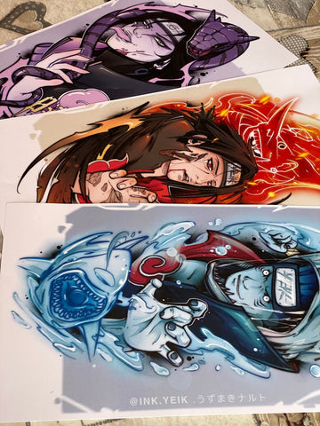 AKATSUKI Project 暁 · 3 Packs & Units (Limited edition)