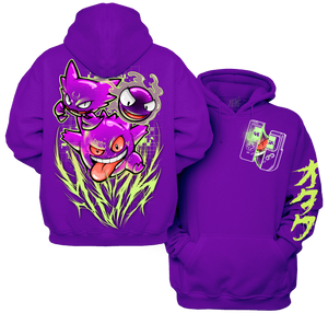 Sudadera Gengar Purple Shadow  (Limited)