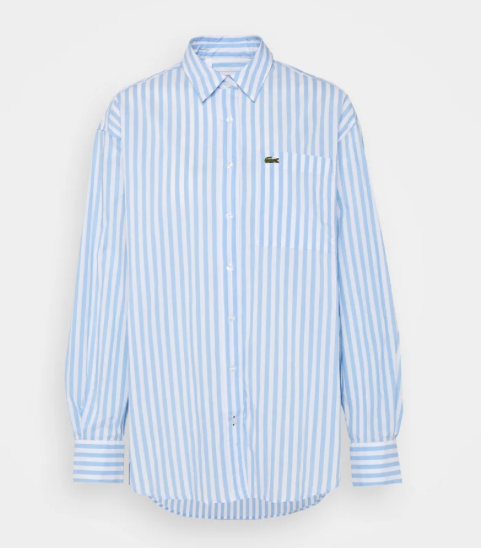 Camisa nattier blue/white