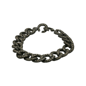 Pulsera carty de plata