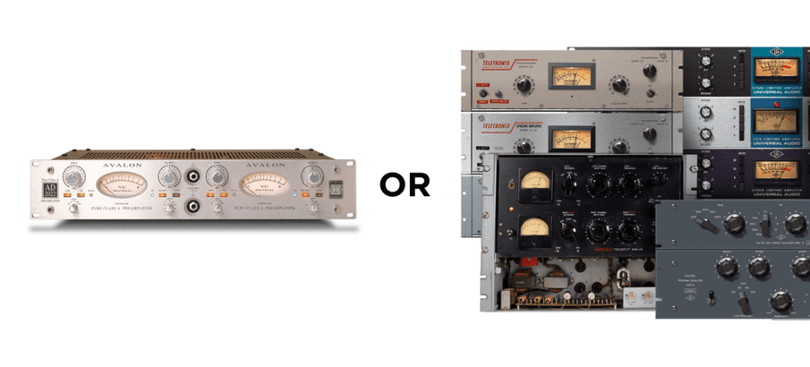 Hardware Or Plugin: How To Resolve The Ever-Important Preamp Question?