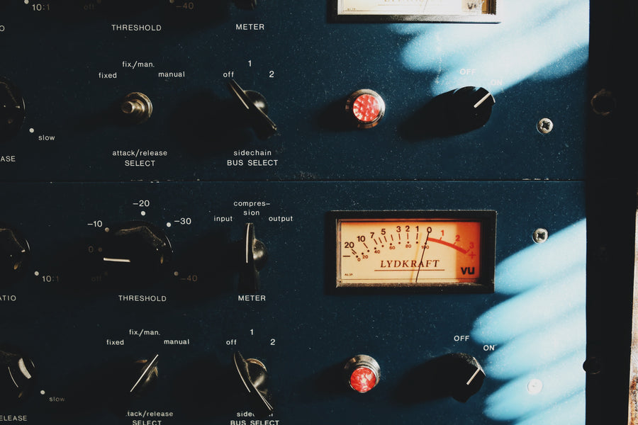 Utilizing The Best Out of Preamps, Both Vintage and Modern