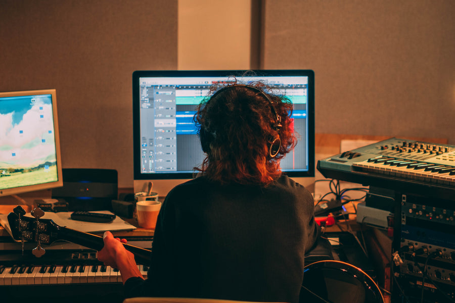 Carry on being Creative in Isolation: The Basics Of Making a Good Home Recording