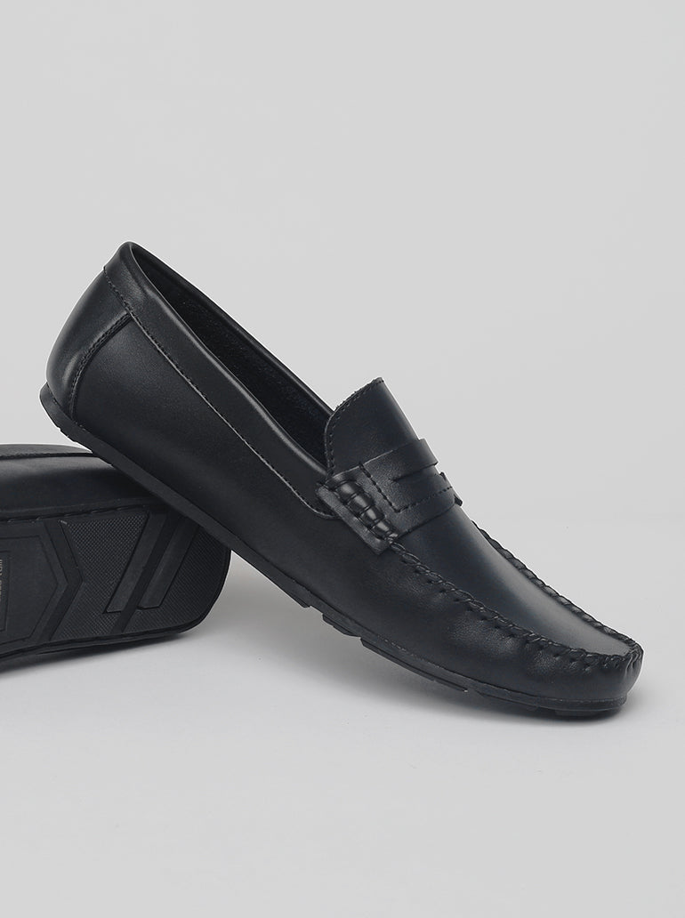 FRANCISCO TOLLI REGULAR BLACK SHOE