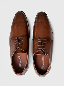 FRANCISCO TOLLI REGULAR BROWN SHOE