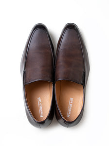 FRANCISCO TOLLI REGULAR COFFEE SHOE