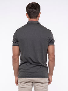 JACK MORGAN TAILORED OLIVE T-SHIRT/POLO