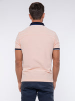 Load image into Gallery viewer, JACK MORGAN TAILORED ORANGE T-SHIRT/POLO