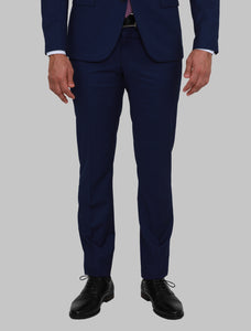 ALBERTO PAOLUCCI MIDNIGHT NAVY BLUE SUIT
