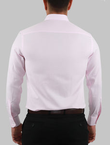 JACK MORGAN PINK DRESS SHIRT
