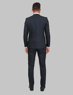 Load image into Gallery viewer, JACK MORGAN CHARCOAL GRAY THREE-PIECE SUIT