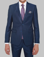 Load image into Gallery viewer, MOSAIQUE BLUE SUIT