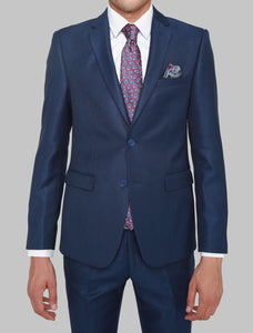 MOSAIQUE BLUE SUIT