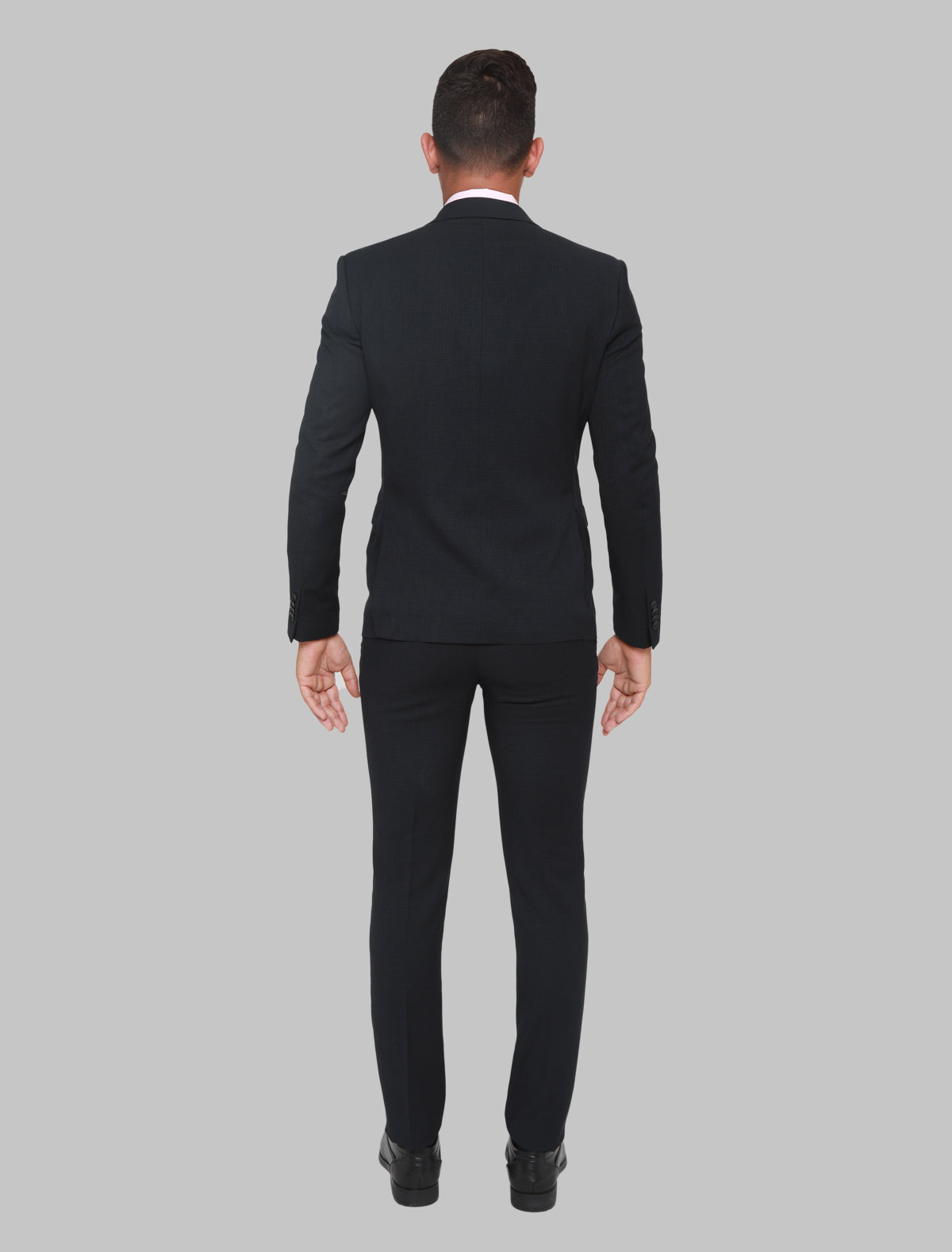 MOSAIQUE BASIC BLACK SUIT