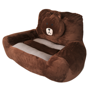 Plush Chair Bear Design