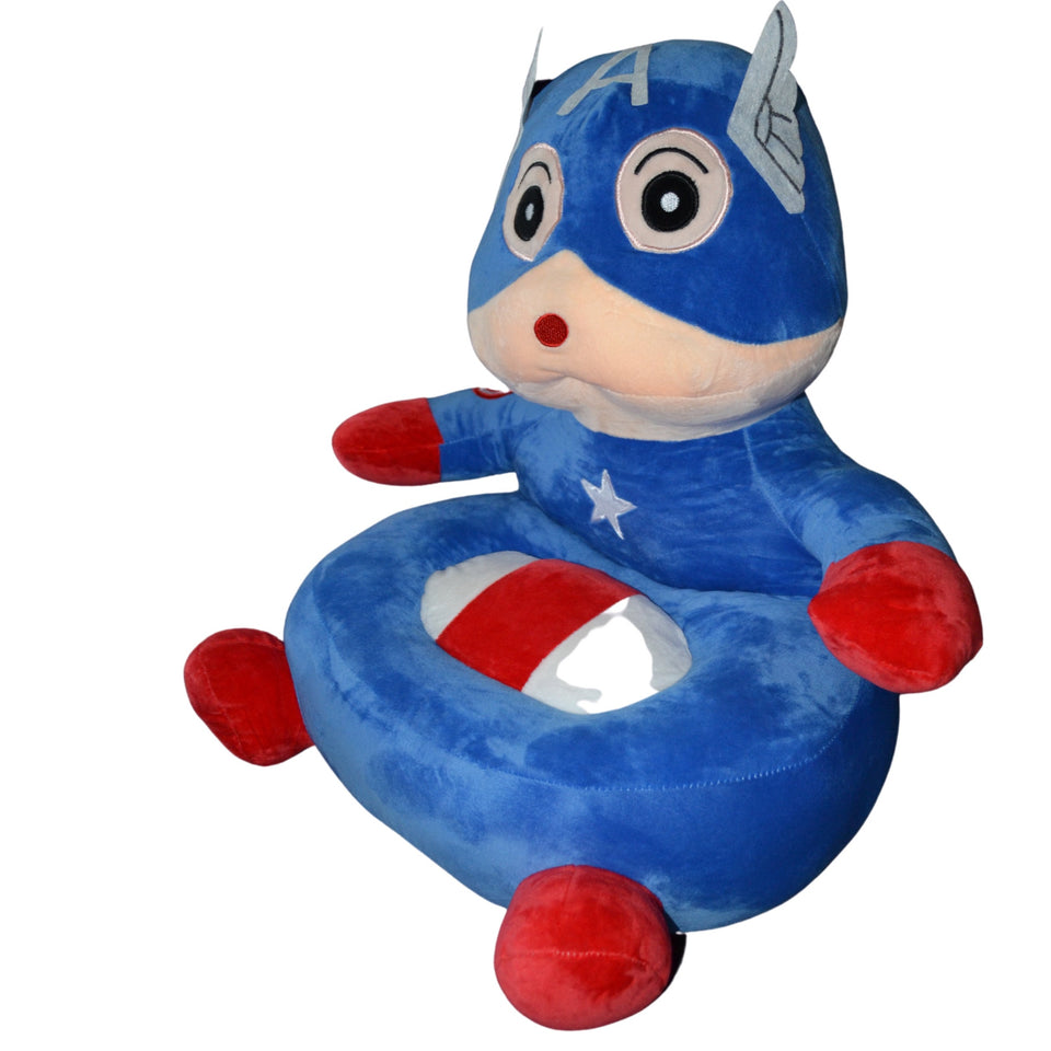 Plush Chair Captain America