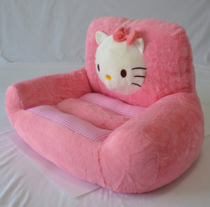 Plush Chairs For Boys Girls Pink Hello Kitty Design